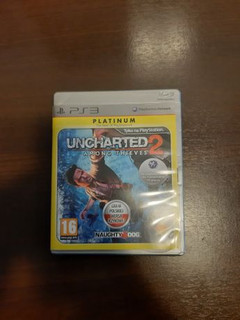 PS3 Uncharted 2 Among Thieves / PlayStation 3
