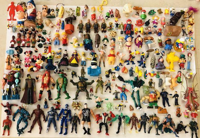Varios Bonecos/Figuras Antigos