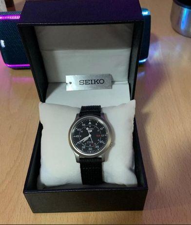 Seiko 5 snk809 механические часы с автоподзаводом