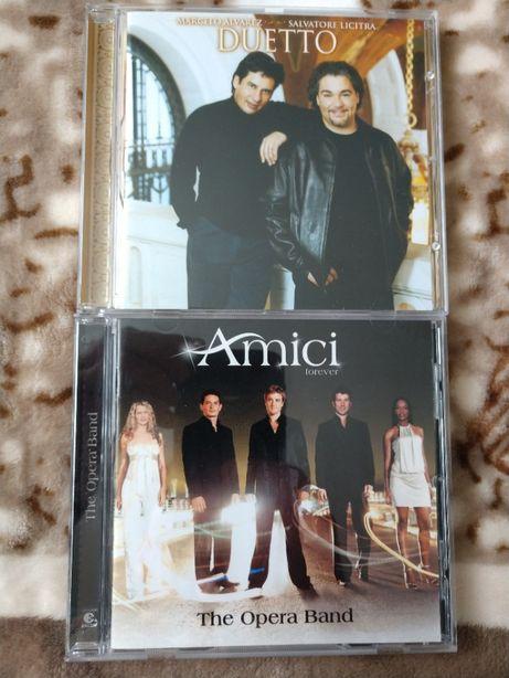 Классика. Duetto. Amici. Оригинальные CD!!!