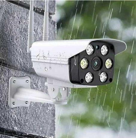CF32 ИП камера видеонаблюдения F2.0, 4 mm, IP, 105 градусов, IP, Wi-Fi