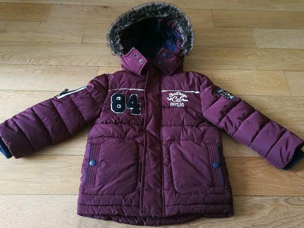 Bardzo ładna kurtka dla chłopca rozmiar 86-92