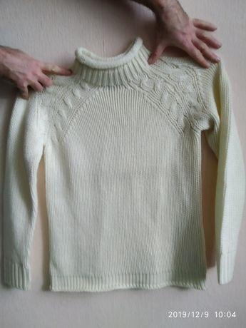 Ubrania cieplutki sweter