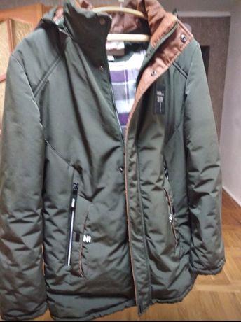 Куртка весна-осень две штуки