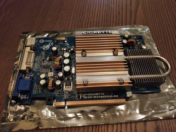 Gigabyte GeForce Nvidia 7600GS