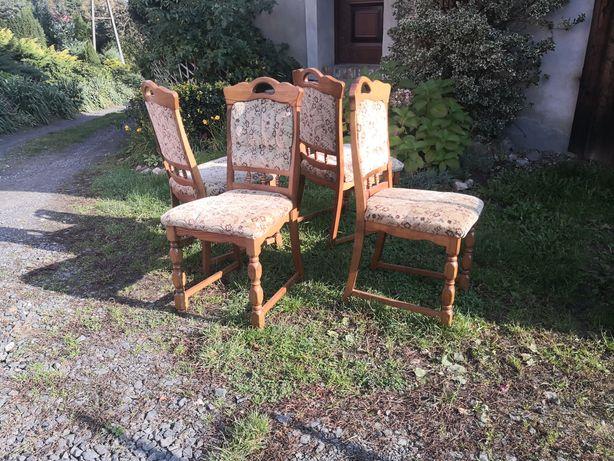 Stylowe solidne krzesła wysyłka