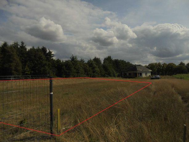 Działka pod budowę domu jednorodzinnego 2 km od morza