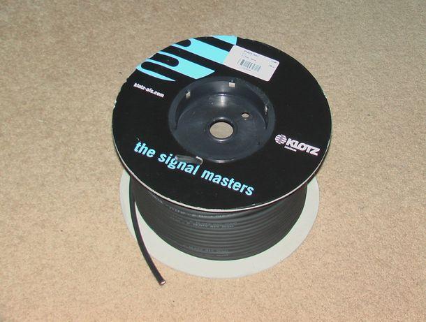 Акустический кабель Klotz LY225, 2x 2,5 мм. Новый. Made in Germany.