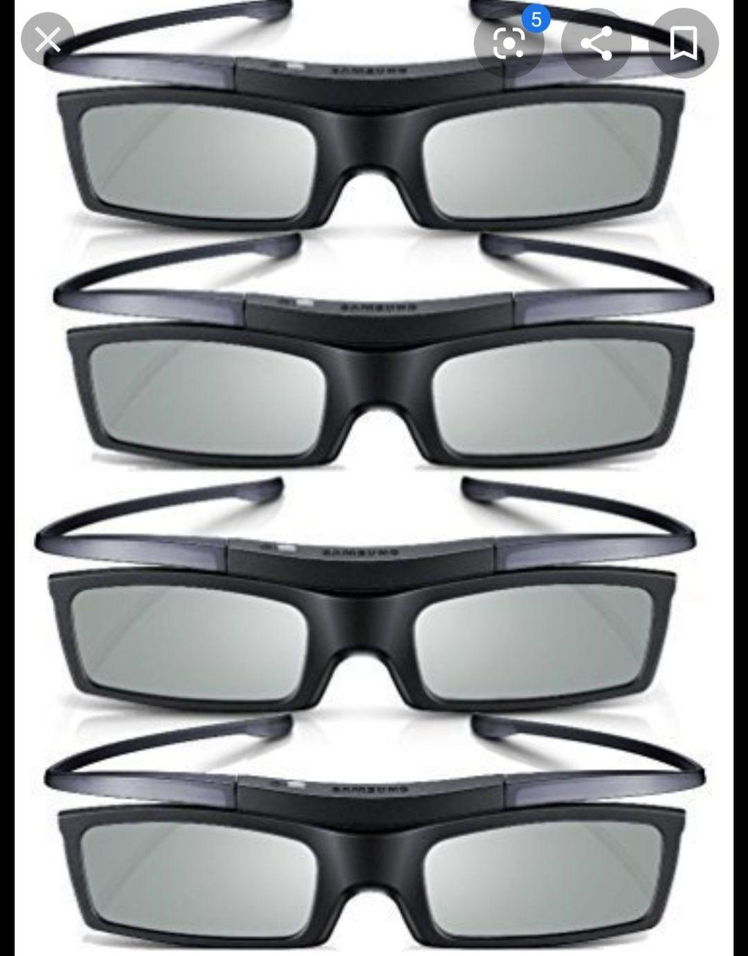Okulary 3D SSG-510GB