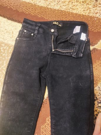 Тёплые джинсы,зимние штаны