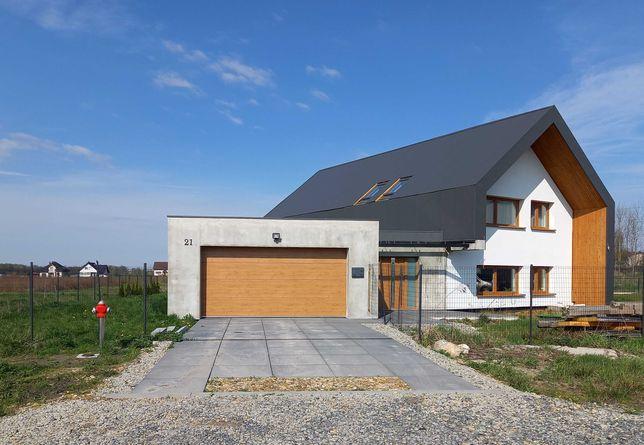 Wyjątkowy dom w stylu industrialnym!