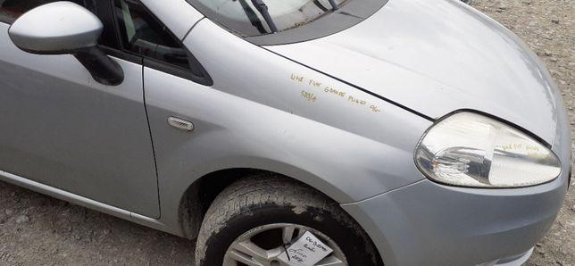 Błotnik Prawy Przedni Przód FIAT GRANDE PUNTO 05r-09r 589/A