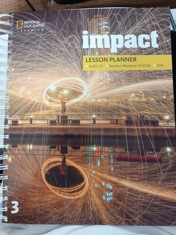 Impact 3 - Lesson Planner wyd. National Geographic