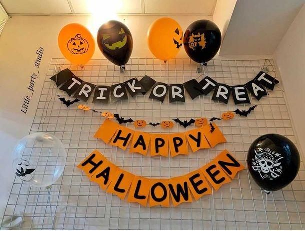 Декор на хэллоуин helloween гірлянди хеллоуін