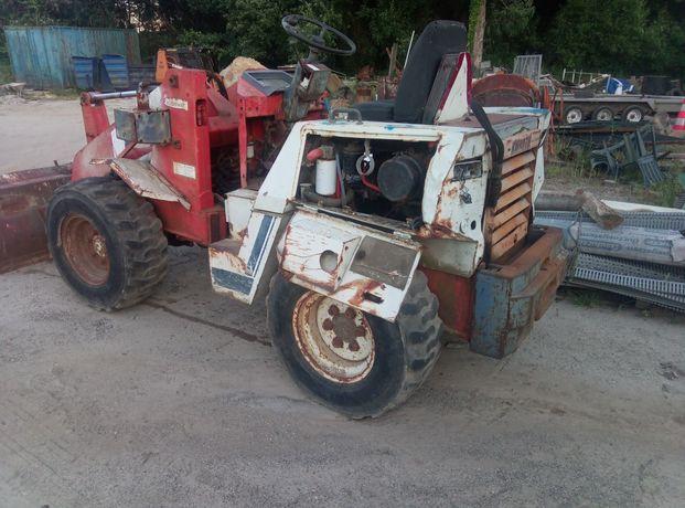 Mini pá carregadora Kubota R400