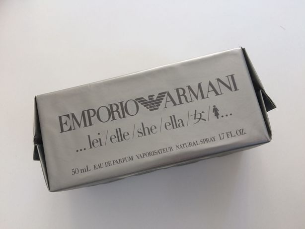 Perfumy Emporio Armani She 50ml