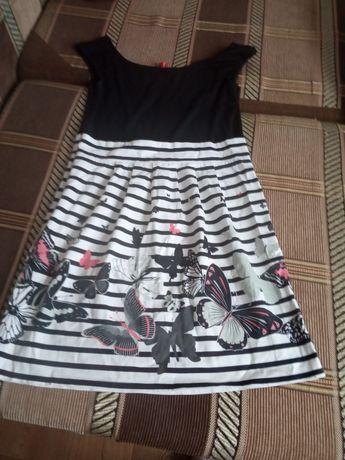Летнее платье, размер м