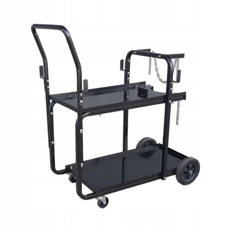 Wózek spawalniczy do spawarek TIG/MIG