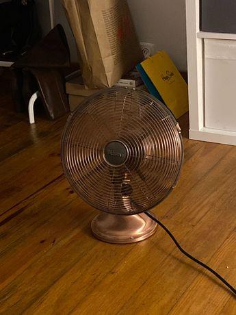 Ventilador Tristar cobre