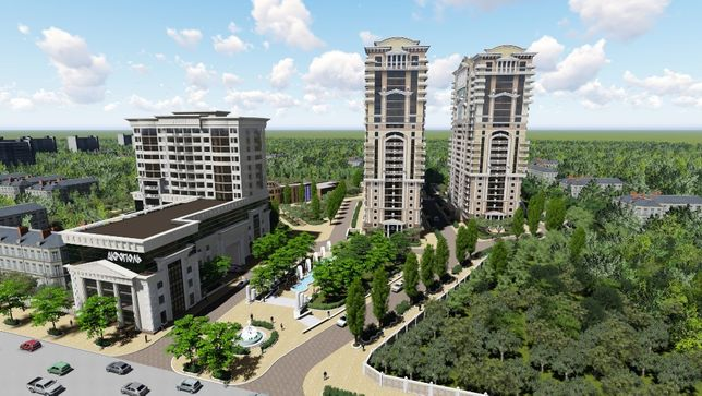 СРОЧНО Продам 1 комнатную квартиру в ЖК Акрополь (1-я очередь) (С)