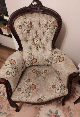 Fotel antyk w stylu ludwikowskim