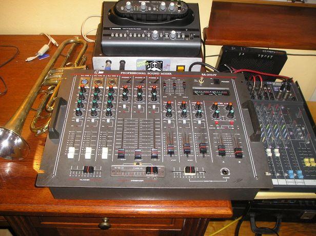 Mikser audio estradowy/dyskotekowy SA-2010V Better
