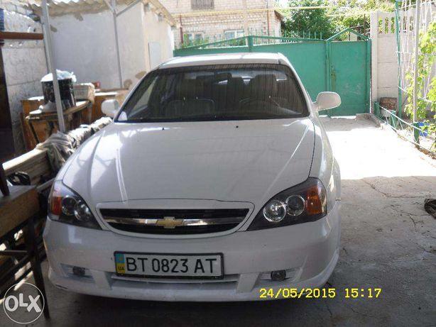 Обмен-Chevrolet Evanda