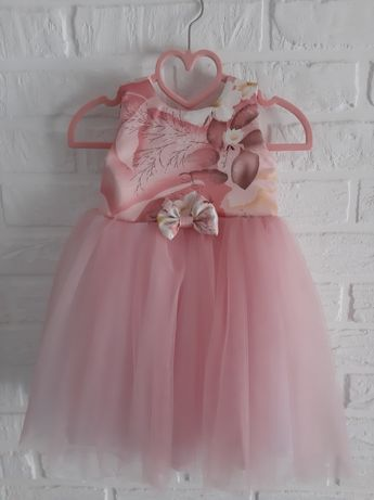 Платье для милой леди, на годик и любое торжество!
