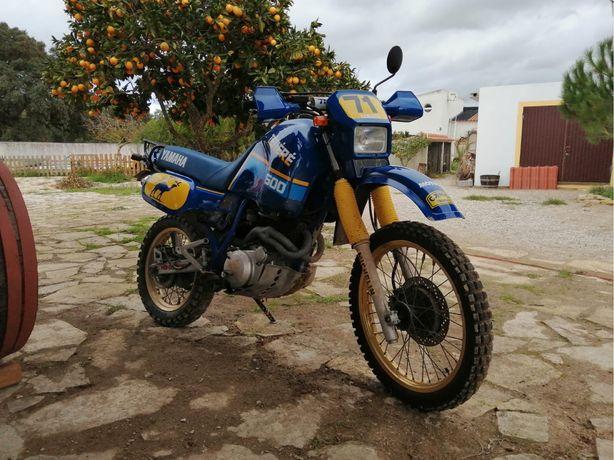 Yamaha XT 600 Tenere Replica