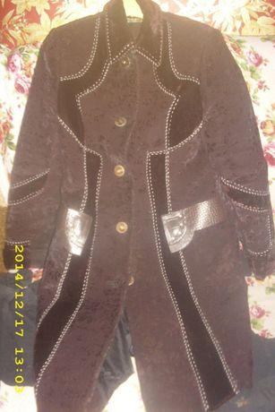 Продам пальто демисезонное и дубленку