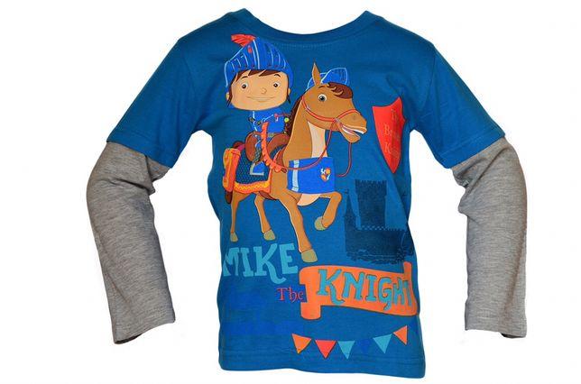 T-shirt Rycerz Majk rozm 104/110 i 116/122
