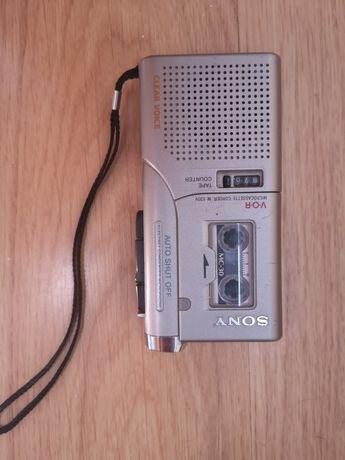 Gravador de cassetes Sony M-530V