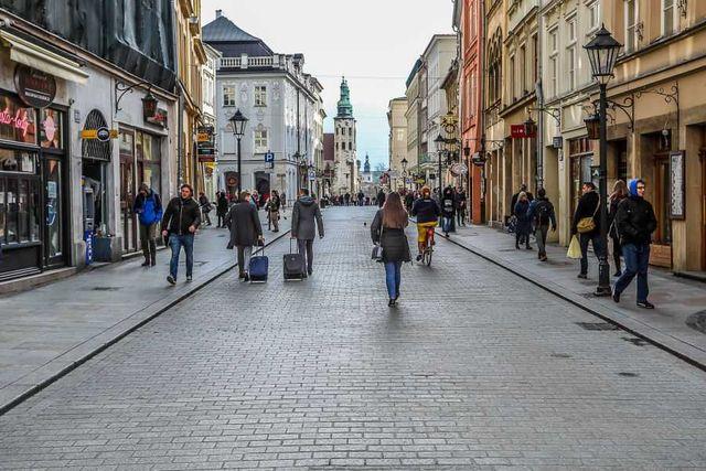 Wynajmę frontowy lokal użytkowy ul. Grodzka Kraków