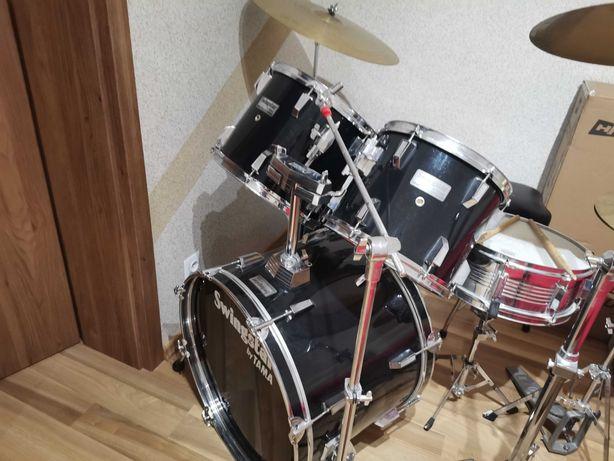 Perkusja Bębny Tama Swingstar Remo Paiste Meinl