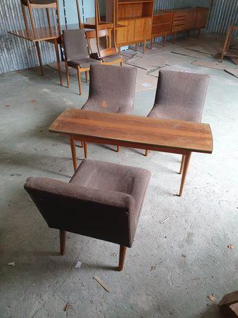 stary fotele prl do renowacji Bytomskie Fabryki Mebli