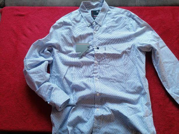 Diverse koszula męska Slim XL Nowa z metkami