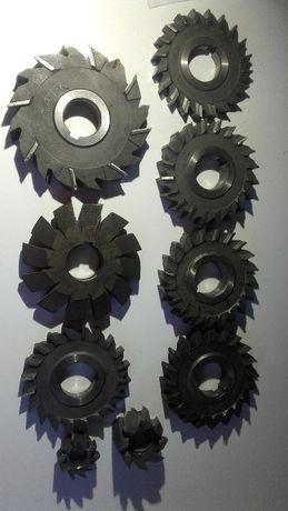 Frezy tarczowe do metalu -nowe