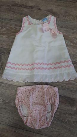 Продам детское платье для крещения