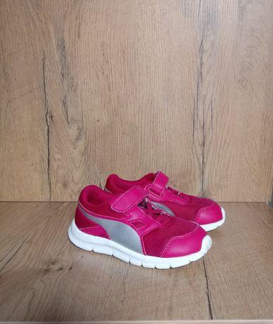 Buty sportowe dziewczęce adidasy Puma różowe r 25