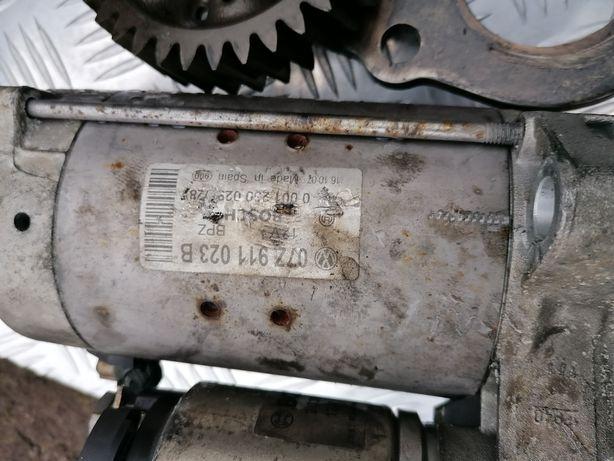 Rozrusznik Touareg VW 5.0 BLE, BWF,CBW, inne części blok, wał korbowy