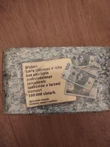 Brykiet 100 000 zł Mrocza - image 1