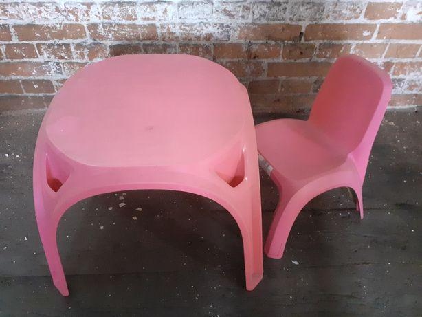 Stolik i krzesełko dla dzieci, CURVER