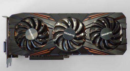 Gigabyte PCI-Ex GeForce GTX 1070 Ti Gaming 8192MB