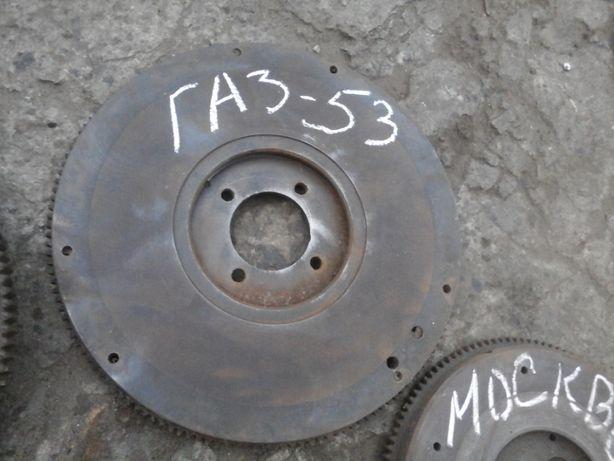 Маховик Газ-53,3307 корзина,диск,кожух сцепления,помпа(водянной нассос