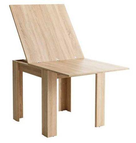 Nowy stół rozkładany 80x80x160 cm