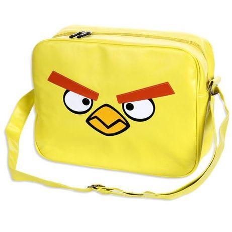 Torba szkolna na ramię A4 Angry Birds