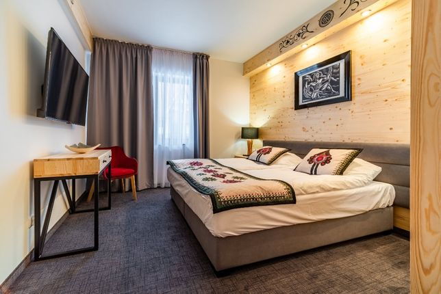 Zakopane Apartamenty Góralskie - wysoki standard-bon turystyczny