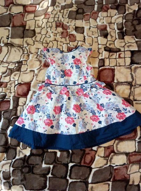 Платье для девочки от 1 до 3 лет