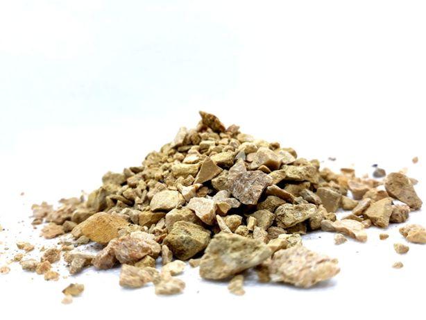 Texas Stone 2-8 mm - podłoże do terrarium pustynnego 1 kg