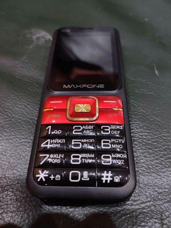 Кнопочный телефон бабушкофон мощная батарея аккумулятор гарантия